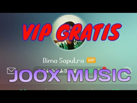 Video [VIP] GRATIS JOOX MUSIK NO ROOT 100% Work - Android & IOS