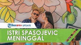 Kabar Duka: Istri Pemain Bali United Ilija Spaso, Lelhy Arief Meninggal Dunia