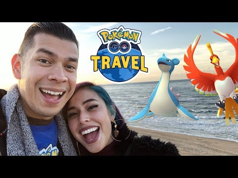 Pokémon GO Travel - Japan Adventures