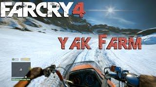FAR CRY 4 -  YAK FARM