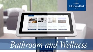 The DigiPOS Info Terminal from Villeroy&Boch | Villeroy & Boch