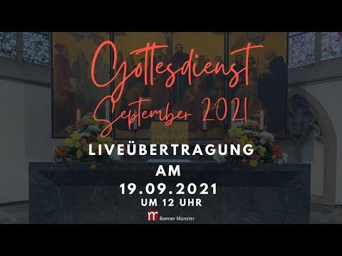 Livestream in St. Remigius am 19. September