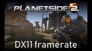 planetside 2 dx11 vs dx9 - TH-Clip