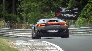 Nordschleife Touristenfahrten #113 Highlights, Slides & Fail (Flashback to 2015, Part 2) Nürburgring