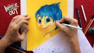 DRAWING JOY ☺️ INSIDE OUT