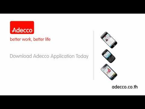 Video of Adecco Thailand