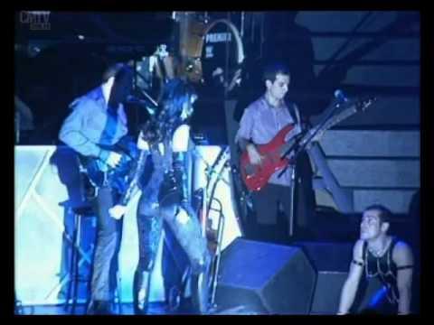 Natalia Oreiro video Tu veneno - Gran Rex 2000