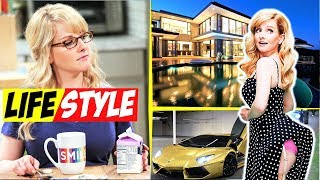 Melissa Rauch Lifestyle (Dr. Bernadette Rostenkowski-Wolowitz In The Big Bang Theory)