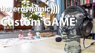 Beyerdynamic Custom GAME Gaming-Headset im Test - Alternative zum MMX300?