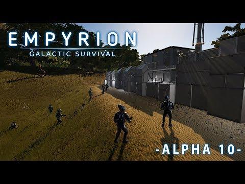 Empyrion - Galactic Survival :: Alpha 10: Out Now!