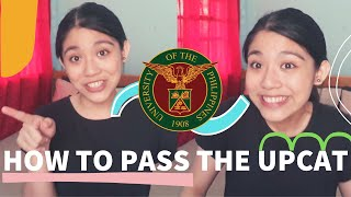 UPCAT TIPS 2019! (How To Study, What To Prepare, Review Centers Etc.)
