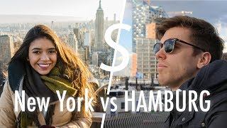 How expensive is NYC compared to GERMANY?!!