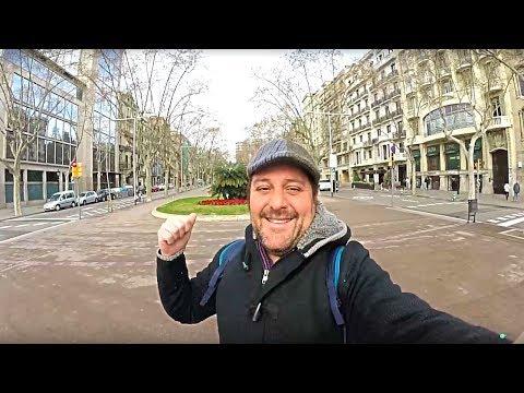 Viaje a Barcelona - El barrio de Gracia |  EL MUNDO DE PIRULO220