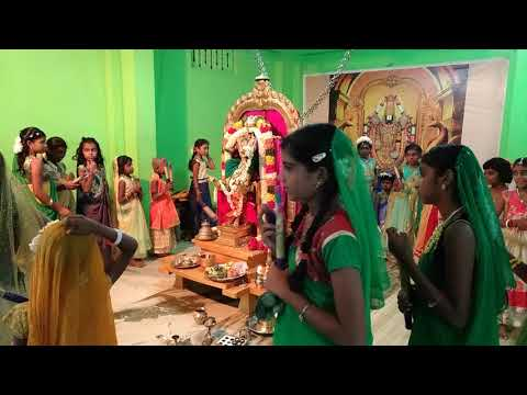 Vattavilai Then Tirupati Perumal Garuda Sevai