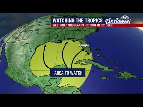Tropical weather forecast: Sept. 28, 2020