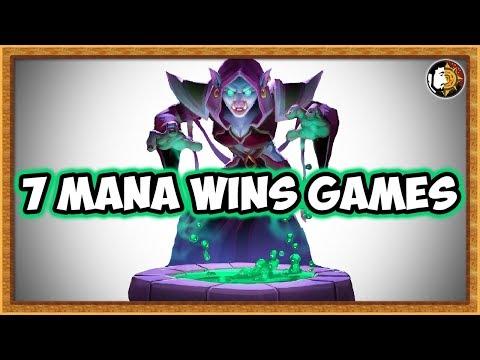 Hearthstone: 7 Mana Wins Games - Spiteful Priest