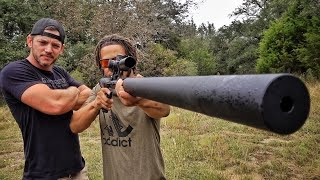 The Quietest Sniper Rifle in the World...Just Got Better...