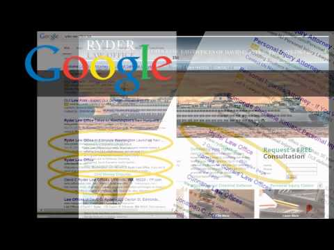 Law Firm Internet Marketing Attorney Search Engine Optimization Lawyer SEO 425.835.2404