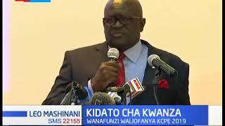 CS Magoha atangaza majina ya wanafunzi waliofanya KCPE kujiunga na Kidato cha Kwanza