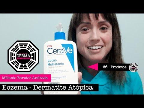 Medicina de dermatite atopic não-hormonal