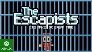 The Escapists: Launch Trailer
