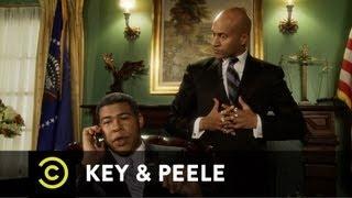 Key & Peele - Obama's Anger Translator - Michelle Calls Barack