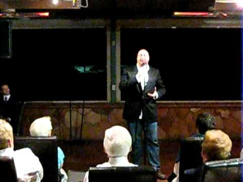 "Lee Siegel - Performs: ""You Don't Know Me"" (Oct 18,2010)"