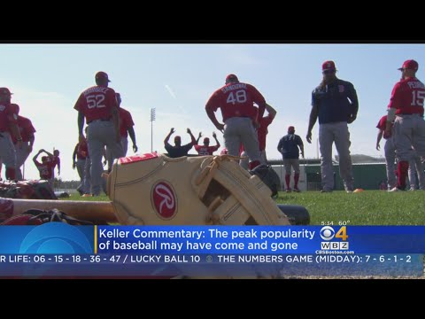 Keller @ Large: Baseball Isn't Broken, And Don't Try To Fix It
