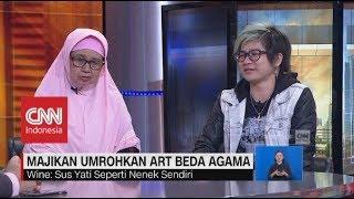 Kisah Majikan Umrahkan ART Beda Agama
