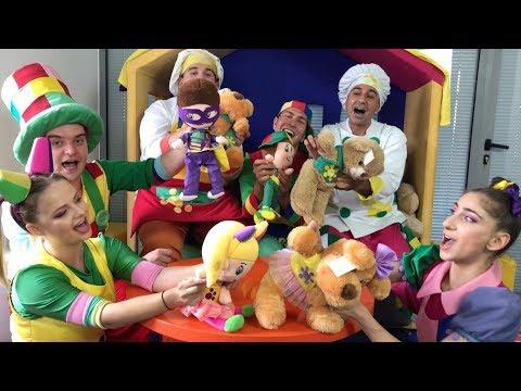 Duminica Zurli – Teatrul de papusi zurli Video