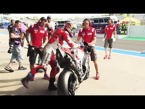 Ducati talks about the Spanish GP