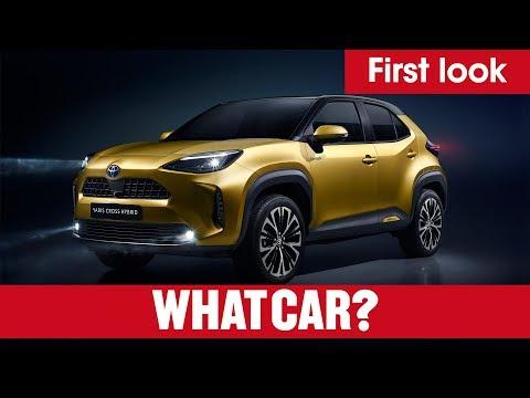 2020 Toyota Yaris Cross hybrid SUV REVEALED – full details on Nissan Juke rival | What Car?