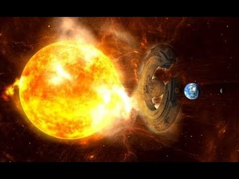 "A Huge ""UFO"" Interacted With The Sun To Avoid A Powerful ""Solar Storm"" Directed To Earth! Mp3"