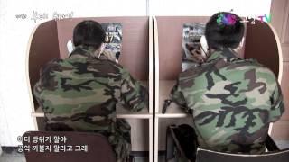 백마신병교육현장드라마 제9화 부대쉬어!