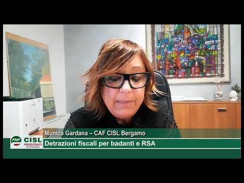 Dagli aiuti per le famiglie alle detrazioni fiscali per badanti e Rsa: il notiziario Cisl