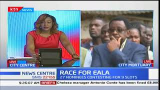 NASA leader Raila Odinga leads supporters to pick protest victims at City Mortuary: News Center