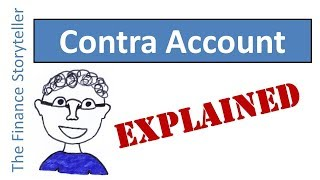 Contra accounts explained
