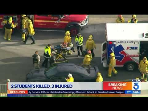 Victims Mourned in Saugus High School Shooting