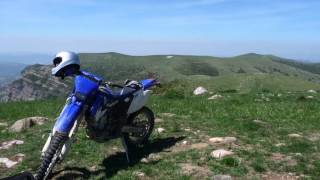 preview picture of video 'Pyrenees Mountains / Spanische Pyrenäen - Offroad Motocross  HD'