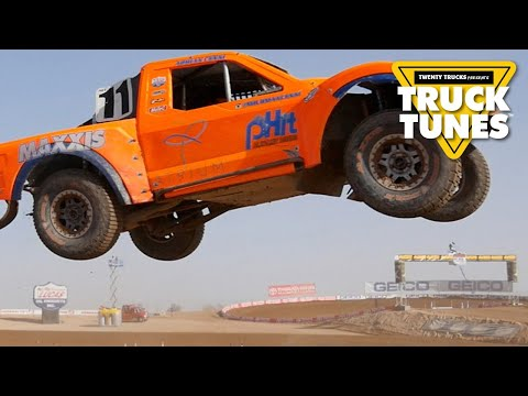 Off Road Racing Truck Untuk Anak-Anak | Anak Truck Video - Off Road Racing Truck