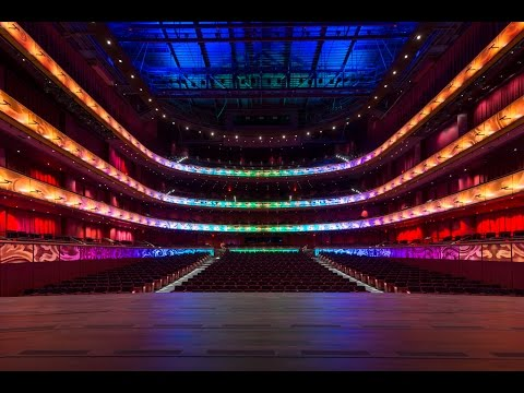 Tobin Center for the Performing Arts: Transformation