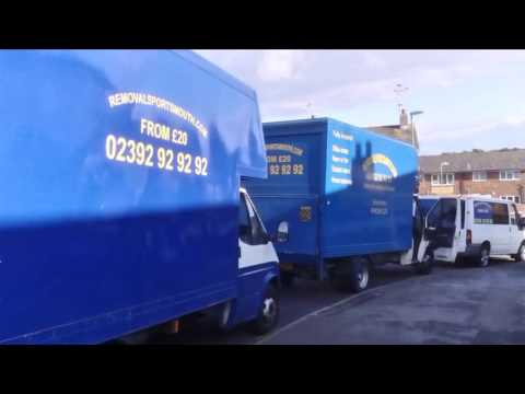 Removals Portsmouth - Man and Van Portsmouth - Removal Company Portsmouth