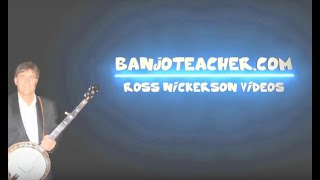 How to Play a 6 String Banjo -  6- String Banjo Instruction Video by Ross Nickerson