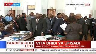 Maafisa wa KPC ,NHIF kizimbani,wanashukiwa kuhusika na Ufisadi
