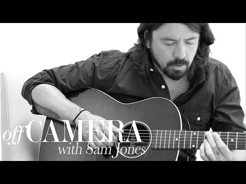 Dave Grohl Proves You Don't Need Lessons to Rock