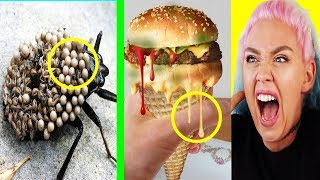 Would you EAT this for $10,000??
