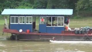 Video : China : Sailing along the Li River from GuiLin 桂林 to YangShuo 阳朔