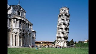 History of The Leaning Tower of Pisa | Engineering Disaster - Classic Documentary Films