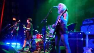 Those Darlins 'Waste Away' @ Georgia Theatre 8 20 11 www.AthensRockShow.com