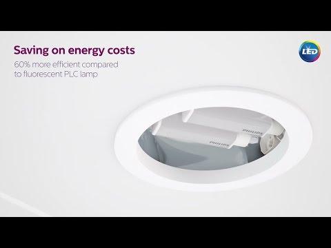 Philips CorePro LED PL-C 6.5-18W 830 2P
